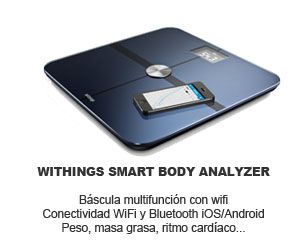 Oferta Withings Smart Body Analyzer