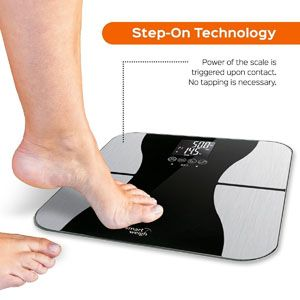 Báscula digital Smart Weigh