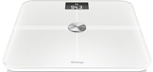 bascula de baño Withings Smart Body Analyzer